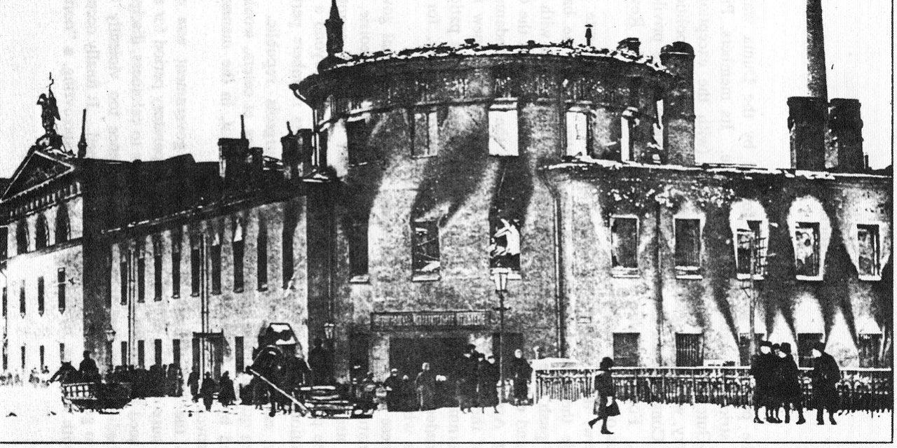 Ο ρόλος των αναρχικών στην Οκτωβριανή επανάσταση