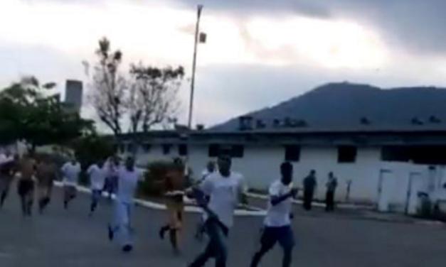 Κοινωνική ανυπακοή στις μέρες του κορωνοϊού: Μαζικές αποδράσεις κρατουμένων από τις φυλακές του Σάο Πάολο.