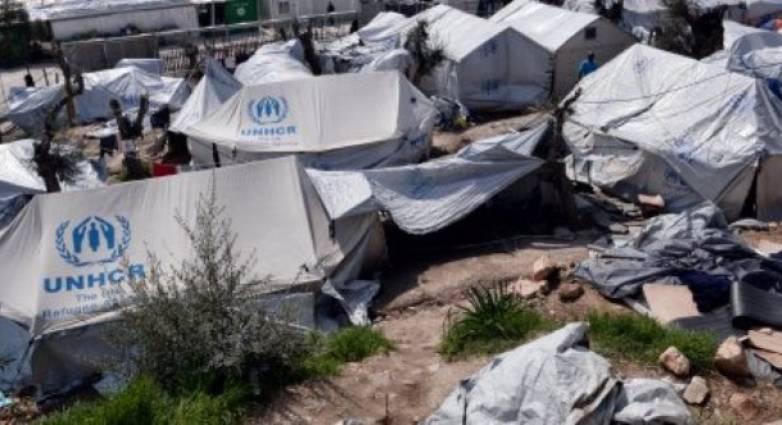 Απεργία πείνας μεταναστών στο Προαναχωρησιακό Κέντρο Κράτησης της Μόριας