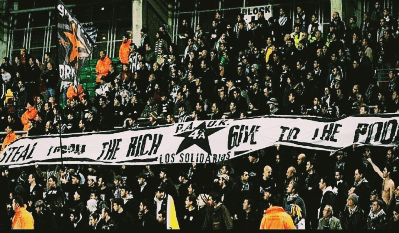 Τα γήπεδα ως πεδίο ταξικής και κοινωνικής παρέμβασης
