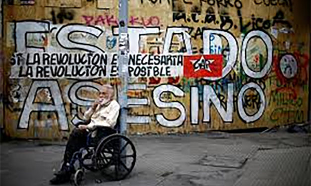Χιλή: Θα επιστρέψουμε πιο δυνατοί.Η εξέγερση σε περιόδους καραντίνας