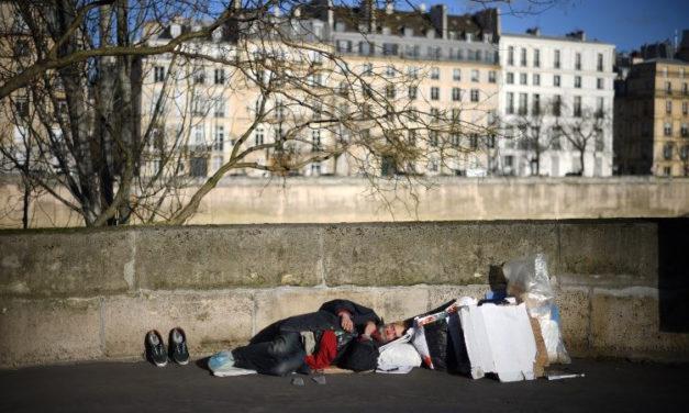 Παρίσι: Χωρίς πατρίδα και άστεγοι σε περιόδους ιών