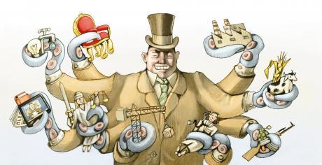 Ο καπιταλισμός κονταροχτυπιέται με τον κορονοϊό