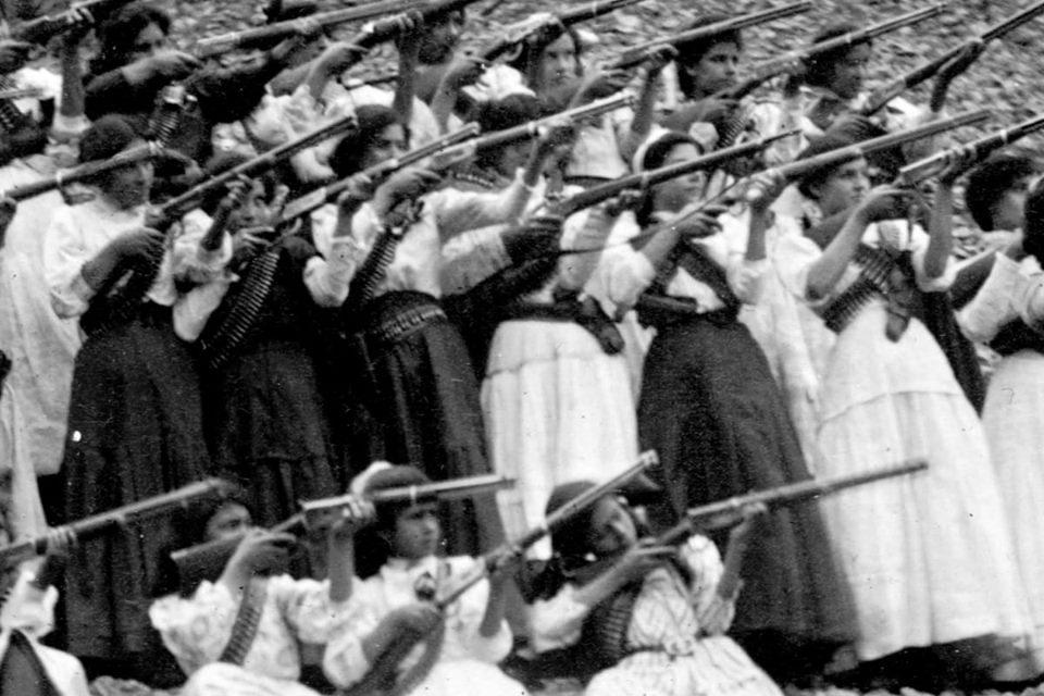 Αναρχισμός και Μεξικανική Επανάσταση – Μέρος Α'