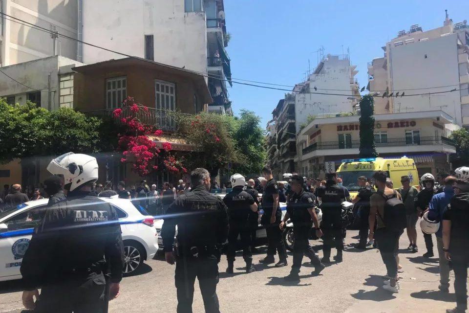 Νέο περιστατικό αστυνομικής αυθαιρεσίας και βίας στα Σεπόλια [VIDEO]
