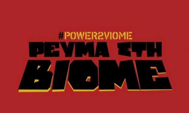 Για την καμπάνια #POWER2VIOME, από την ελευθεριακή συλλογικότητα Fiore Nero