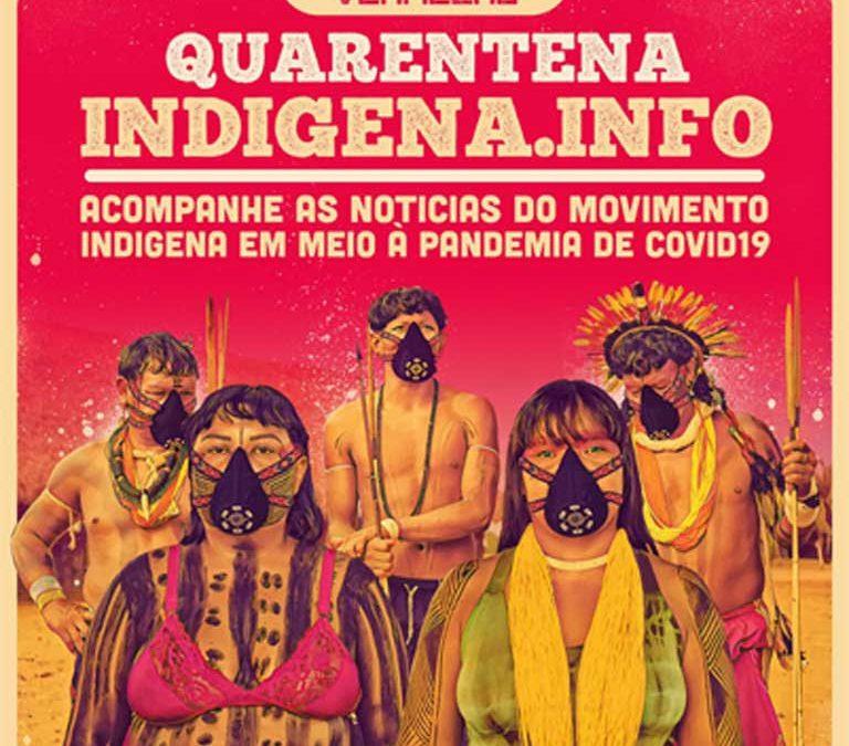 Αμαζόνιος SOS : Ο κορωνοιός έφθασε στiς ιστορικές φυλές τών Μunduruku καί Yanomami