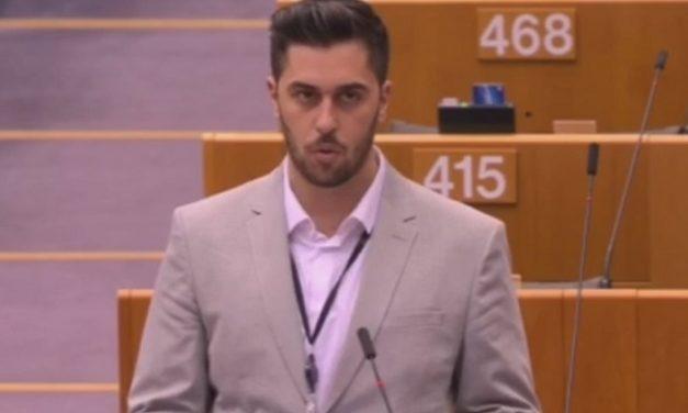 """Οι τρομοκράτες της """"antifa"""", ο ευρωβουλευτής Φράγκος και ο Ελληνικός εθνικισμός που αποκαλεί τους Κούρδους «τρομοκράτες»"""