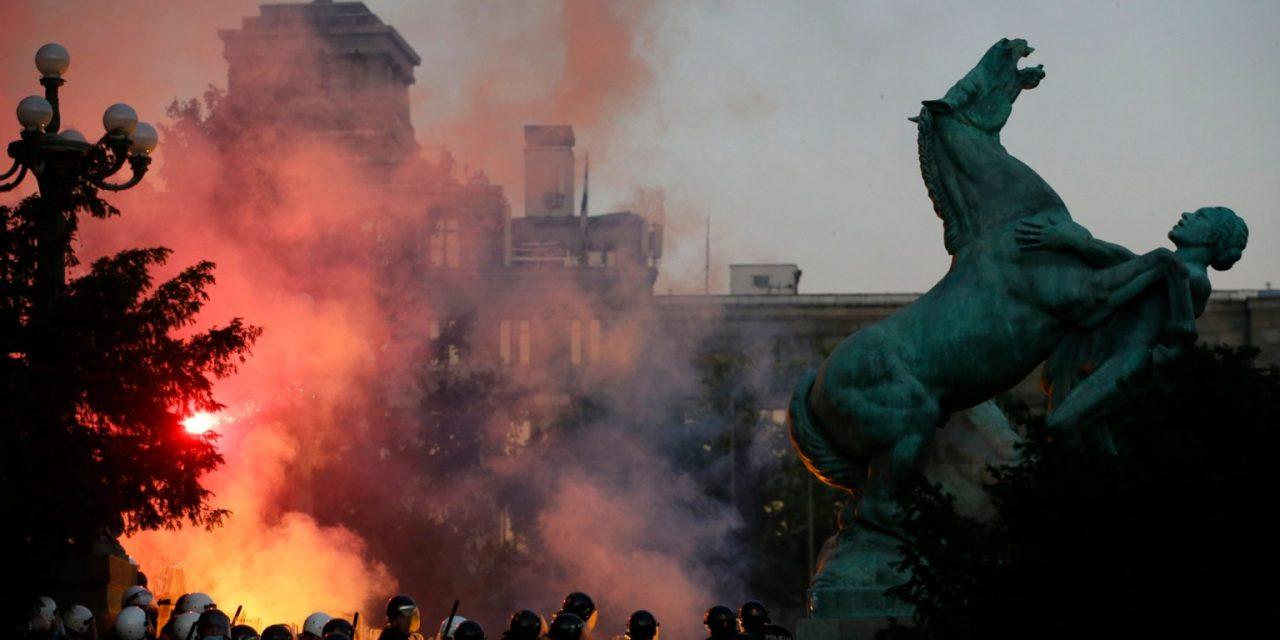 Σερβία: Το τελευταίο μέτωπο στις ταραχές για το COVID19 – Μια αναρχική προοπτική από το Βελιγράδι