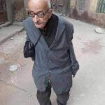 Ο εκούσια φτωχός Αιγύπτιος γιατρός Mohamed Mashally.