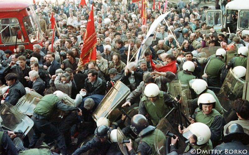 Η 18η Μπρυμαίρ του Καπιταλισμού στη Ρωσία