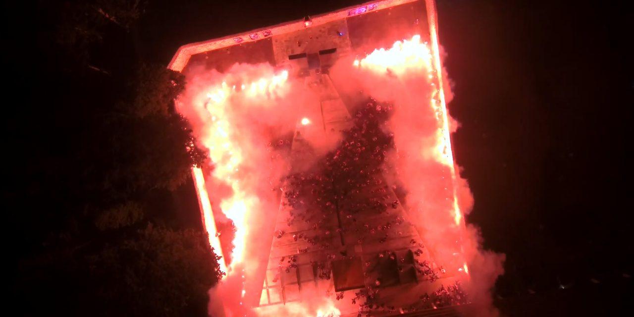 Ρουβίκωνας 4/7/2020: Βίντεο από την εκδήλωση τιμής και μνήμης για τους πεσόντες στο σκοπευτήριο Καισαριανής