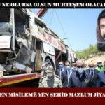 Έξι Τούρκοι στρατιώτες σκοτώθηκαν καθώς οι YPS χτυπάνε λεωφορείο στο Mersin
