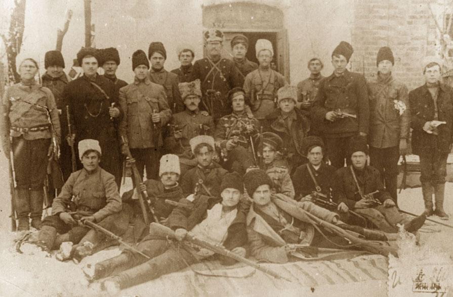 Αναρχία στην Ουκρανία