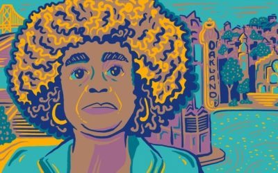 Angela Davis: Έχει να κάνει με την επανάσταση