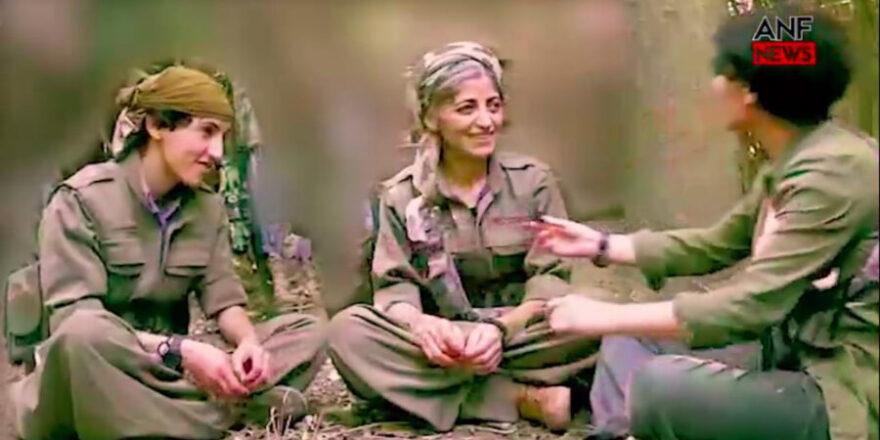 Οι Κούρδισες αντάρτισσες μιλούν για την αντίσταση στο Heftanin