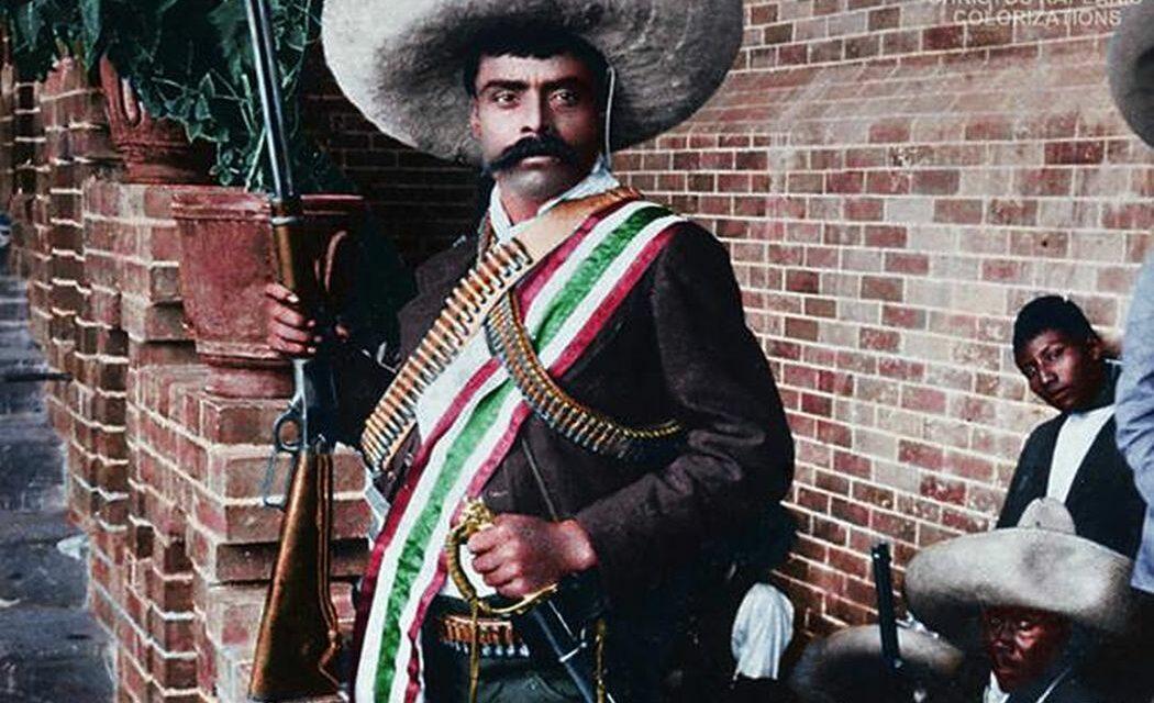 142 χρόνια από τη γέννηση του Μεξικανού επαναστάτη Εμιλιάνο Ζαπάτα