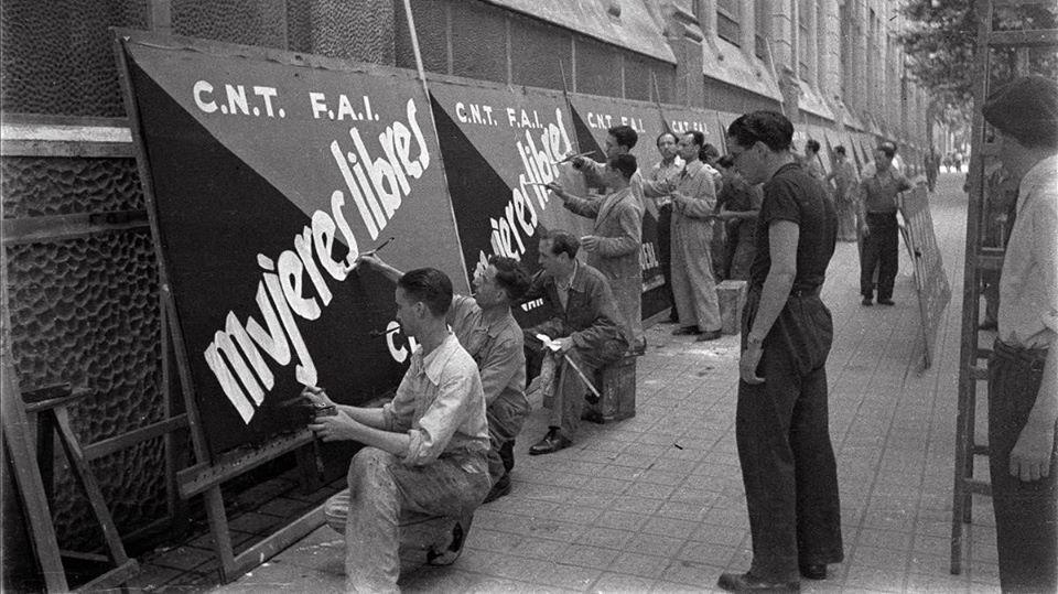 Η Αναρχική γυναικεία οργάνωση «Mujeres Libres» στην Ισπανία