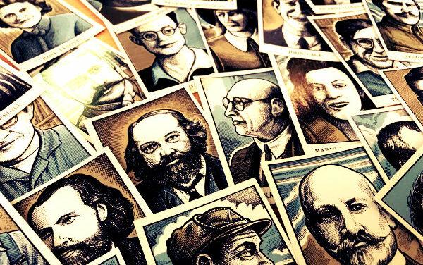Η δύναμη της αναρχικής γραφιστικής τέχνης.Τα έργα του Clifford Harper