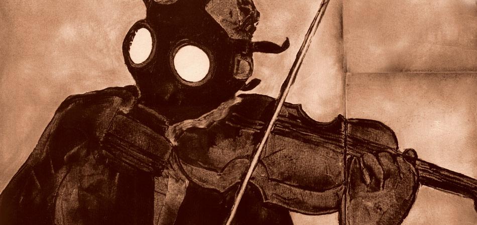 Catharsis-Arsonist's Prayer: Απόδοση ενός αναρχικού ποιήματος