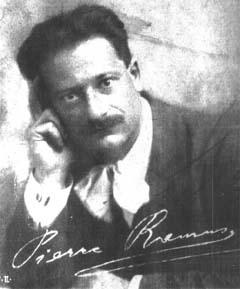 Pierre Ramus, αγωνιστής και θεωρητικός του αναρχισμού και του ειρηνισμού