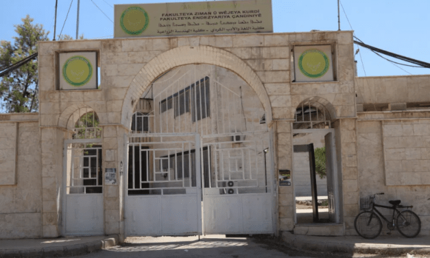 Πανεπιστήμιο της Rojava: «Αυτό που χρειαζόμαστε είναι να δούμε από τον κόσμο θέληση για βοήθεια»
