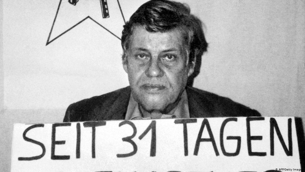 5 Σεπτεμβρίου 1977: Η απαγωγή Schleyer από τη RAF