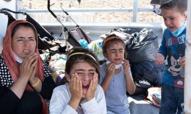 Στρατόπεδο Μόριας: Η ντροπή του ανθρώπινου είδους
