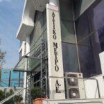 Ρουβίκωνας: Παρέμβαση με μπογιές στα κεντρικά γραφεία της Αττικό Μετρό Α.Ε. στη λεωφόρο Μεσογείων (+ βίντεο)