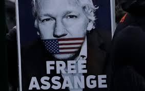 """Εισηγητής του ΟΗΕ για τα βασανιστήρια: """"Ο Τζούλιαν Ασάνζ είναι πολιτικός κρατούμενος"""""""