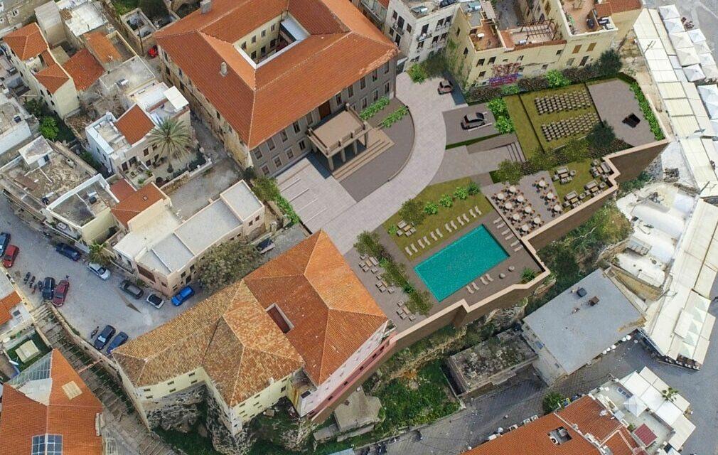 Ξενοδοχείον Λόφος Καστέλι – ΑΠΟΚΛΕΙΣΤΙΚΟ