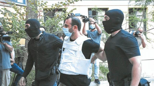 Κείμενο του Πολύκαρπου Γεωργιάδη από τις φυλακές Λάρισας