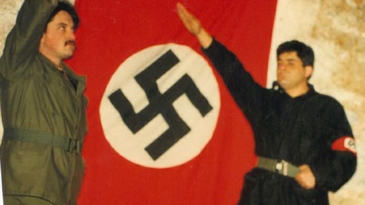 Κρεμάλα στους φασίστες ( Περιφέρεια Αθήνας- Αναρχική Ομοσπονδία)