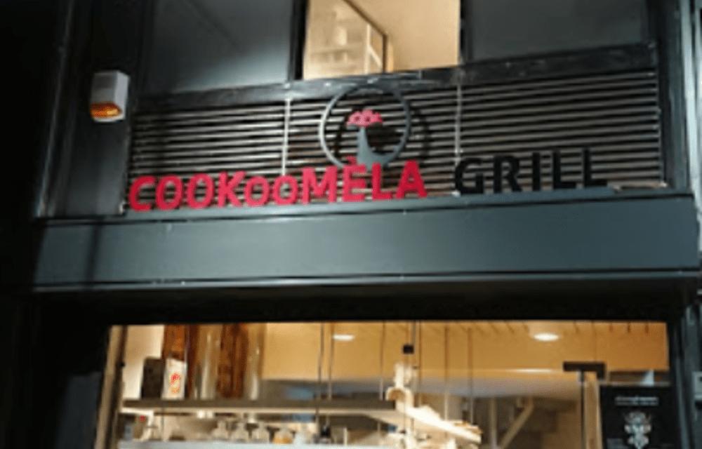 Ρουβίκωνας: Παρέμβαση στο Cookoomela Grill στα Εξάρχεια (+ βίντεο)