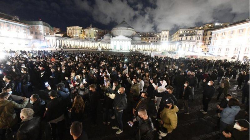 Πανδημία: ημερολόγια πολέμου – Ιταλία: Η εξέγερση κατά της κατάστασης έκτακτης ανάγκης και απαγόρευση της κυκλοφορίας γενικεύεται