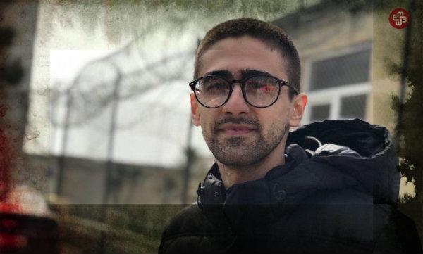 Αζερμπαϊτζάν: Ο αναρχικός Giyas Ibrahimov συλλαμβάνεται για τις αντι-πολεμικές του δηλώσεις