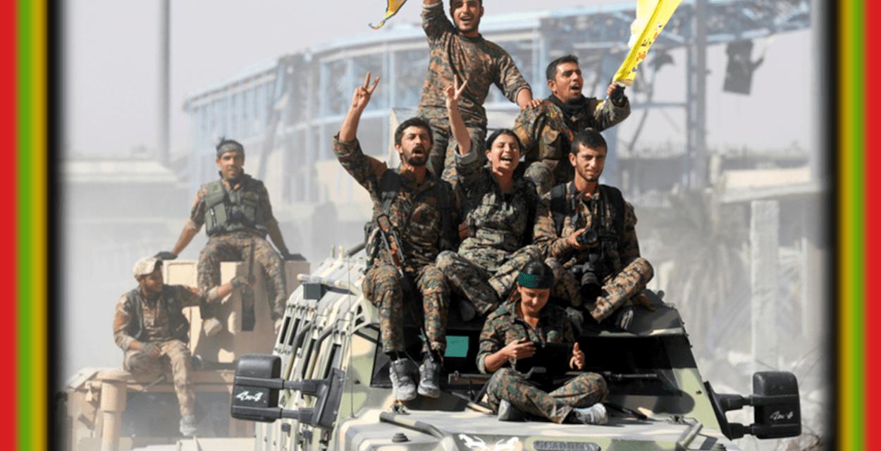Αναγεννημένη Raqqa  μέσα απο την επανάσταση της Rojava: Κριτική και προτάσεις από τη διαβούλευση με τους πολίτες