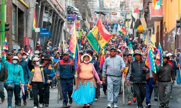 Μαθήματα ιστορίας από τη Βολιβία, του Δήμου Βοσινάκη