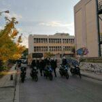 Καταγγελία για τη φασιστική εισβολή της αστυνομίας στο Πολυτεχνείο