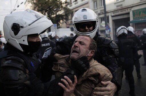 Επισκόπηση 17 Νοεμβρη 2020: Τι έγινε σε όλη την Ελλάδα (timeline, photo, video)