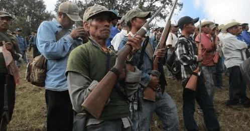 Θα σπάσουμε την πολιορκία  ενάντια στις κοινότητες Zapatista