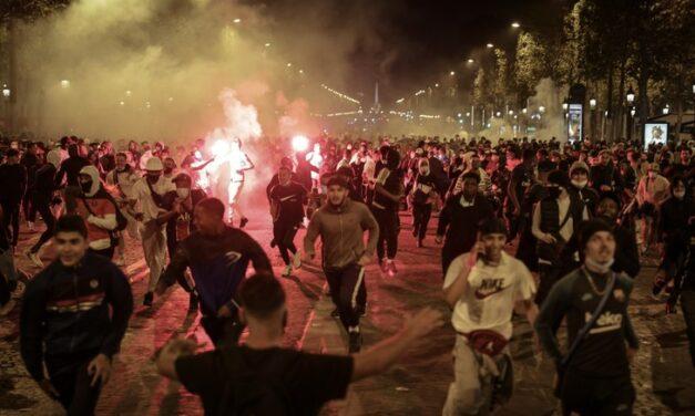"""Μαζικές διαδηλώσεις σε όλη τη Γαλλία ενάντια στον """"Νόμο Καθολικής Ασφάλειας"""""""
