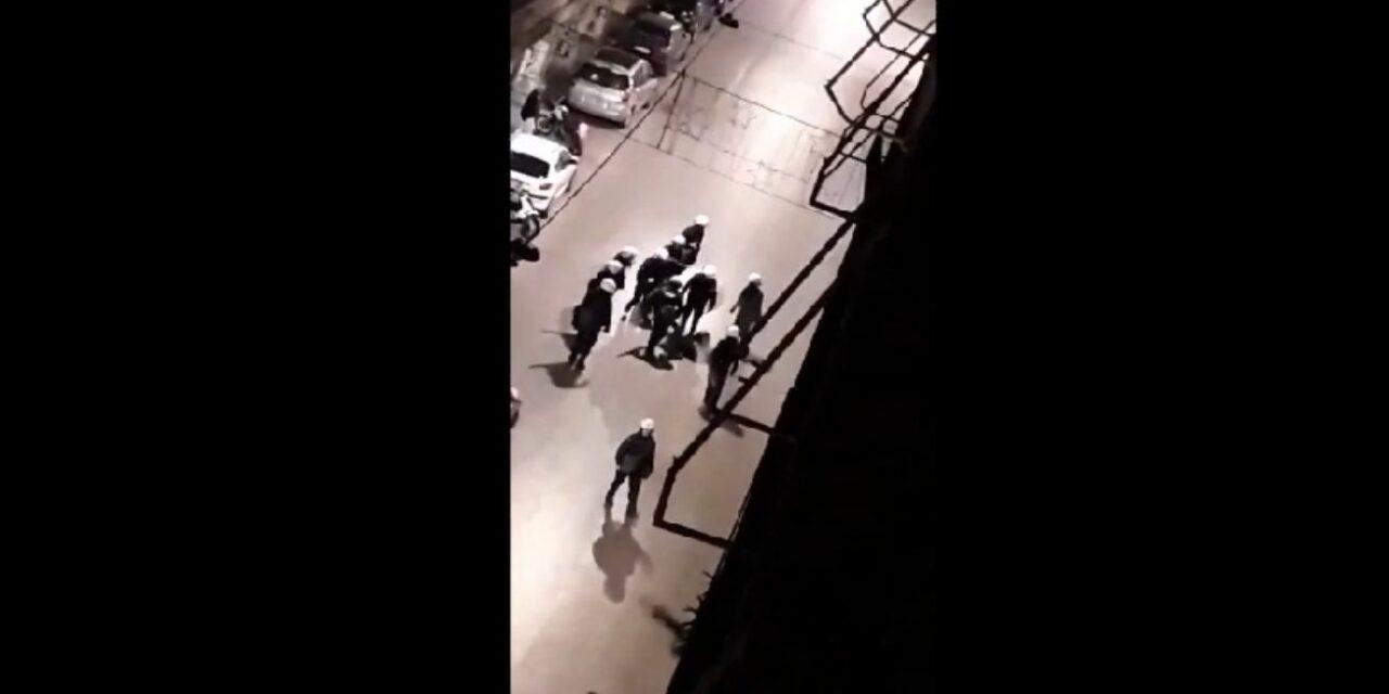 Μαρτυρία για την επίθεση των ΜΑΤ έξω από το Παράρτημα στην Πάτρα [Video]