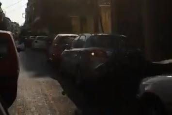 Μοτοπορεία στα Πετράλωνα