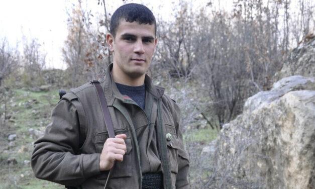 Şerzan Kato, ένας νέος του Κουρδιστάν