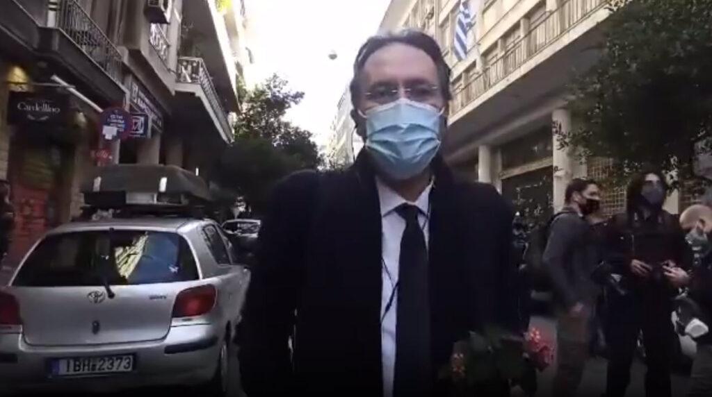 Δηλώσεις δικηγόρου Καμπαγιάννη