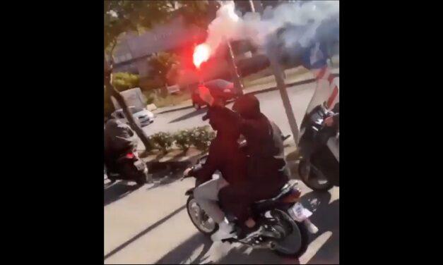 6 Δεκέμβρη: Μοτοπορεία στο Μπραχάμι – Σπάζοντας τον κλοιό της καταστολής στο δρόμο (ΒΙΝΤΕΟ)