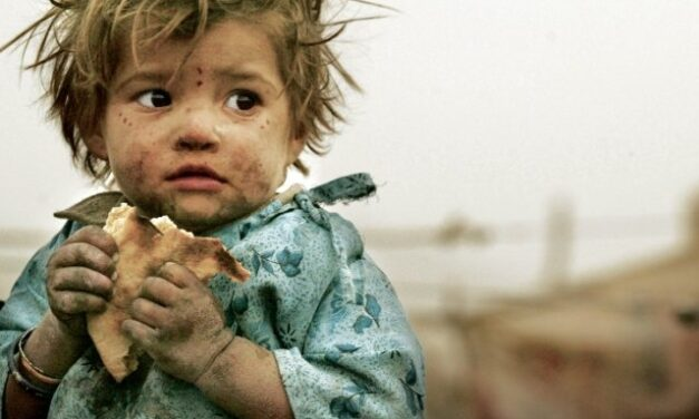 H πείνα αποτελεί μια σκόπιμη επιλογή εκείνων που έχουν την εξουσία