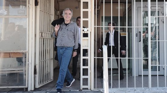 Απαγωγή-μεταγωγή Κουφοντίνα στον Δομοκό