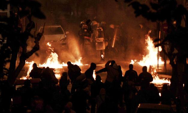 Βίντεο Εξέγερση Δεκέμβρης 2008